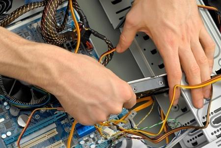 Computer Bau